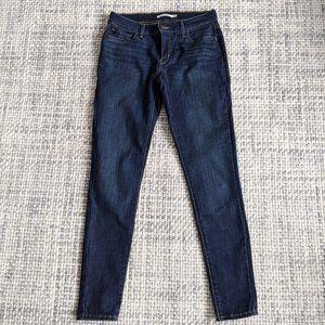 Women's 710 Super Skinny Jeans by Levi's, 29 x 30